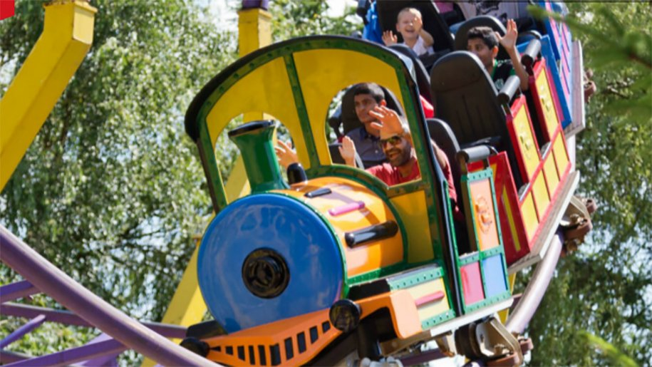 The best theme parks in England